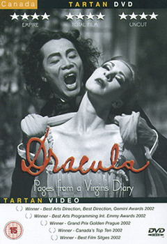Dracula-Pages From Virgin`S Diary (DVD)