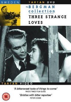 Three Strange Loves (DVD)