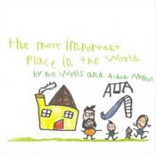 Aidan Moffat - Most Important Place in the World (Music CD)