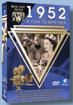 British Pathe News - 1952 A Year To Remember (DVD)