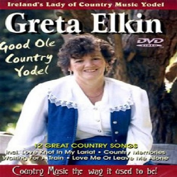GRETA ELKIN-COUNTRY YODEL     (DVD)