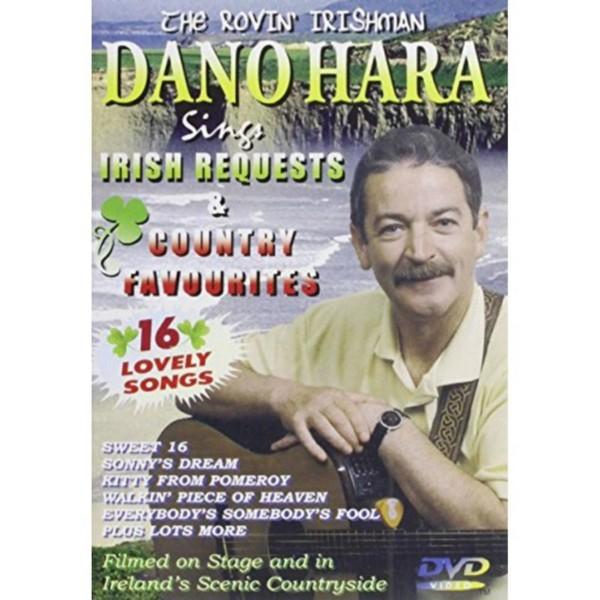 Dan O'Hara-Rovin'Irishman     (Dvd) (DVD)