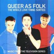 Various Artists - Queer As Folk - The Whole Love Thing. Sorted. (Music CD)