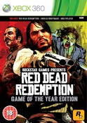 Red Dead Redemption - Game of The Year Edition (XBox One / 360)