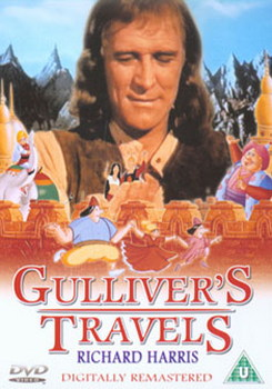 Gullivers Travels (Live Action/Animated) (DVD)