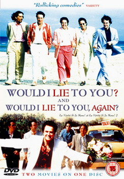 Would I Lie To You / Would I Lie To You Too (Two Discs) (DVD)