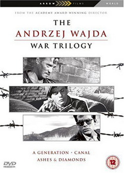 Andrzrej Wajda War Trilogy (DVD)