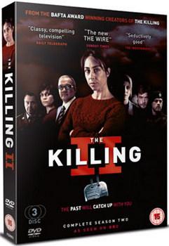 The Killing - Season 2 (DVD)