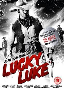 Jean Dujardin Is Lucky Luke (DVD)