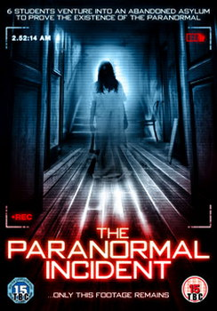 Paranormal Incident (DVD)