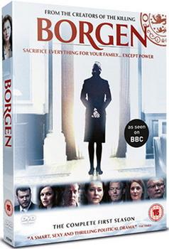 Borgen Series 1 (DVD)