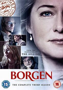 Borgen: Season 3 (DVD)