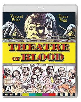 Theatre of Blood [Blu-ray]