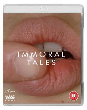 Immoral Tales [Blu-Ray + Dvd] (DVD)