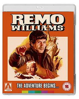 Remo Williams: The Adventure Begins... [Blu-ray]