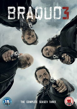 Braquo Series 3 (DVD)