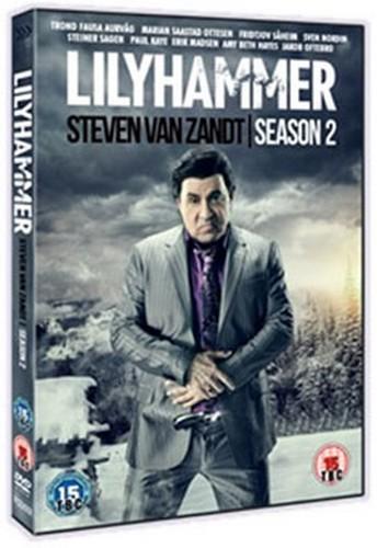 Lilyhammer - Complete Series 2 (DVD)