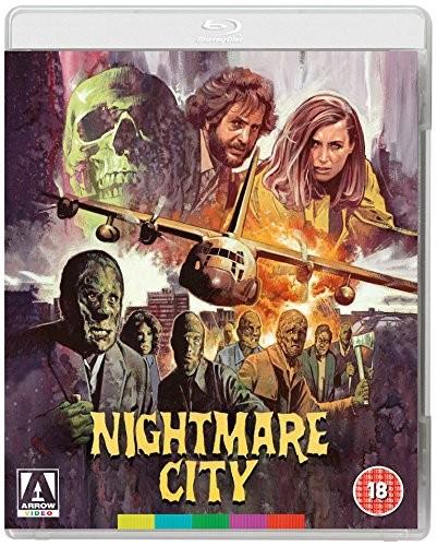 Nightmare City [Dual Format Blu-ray + DVD]