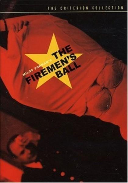 The Firemens Ball [Dual Format Blu-Ray + Dvd] (Blu-Ray) (DVD)
