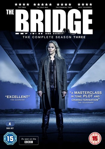 The Bridge Season 3 (DVD)