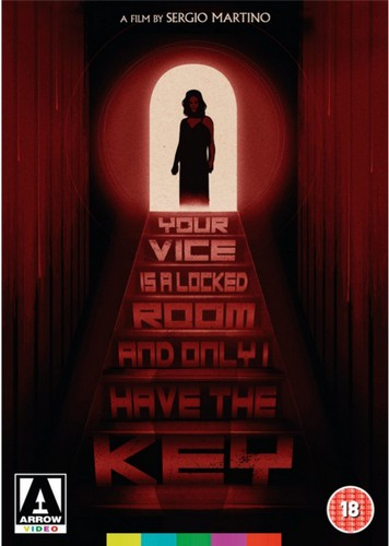 Your Vice Is A Locked Room And Only I Have The Key (Blu-Ray)