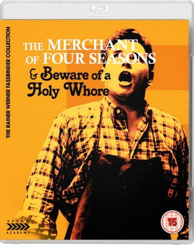 The Merchant of Four Seasons + Beware of a Holy Whore  (Blu-ray)