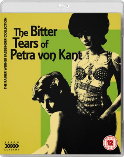 The Bitter Tears Of Petra Von Kant (Blu-Ray) (DVD)