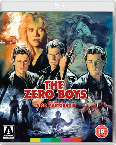 The Zero Boys Dual Format (Blu-ray & DVD)