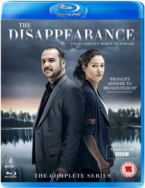 The Disappearance [Blu-ray]