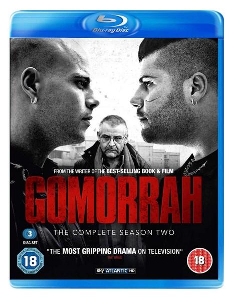 Gomorrah - Season 2 [Blu-ray]