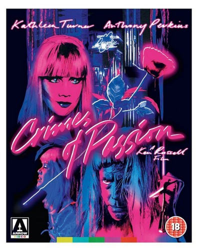 Crimes Of Passion Dual Format (Blu-ray + DVD)