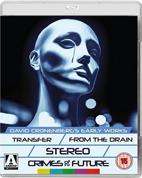 David Cronenberg s Early Works [Blu-ray] (