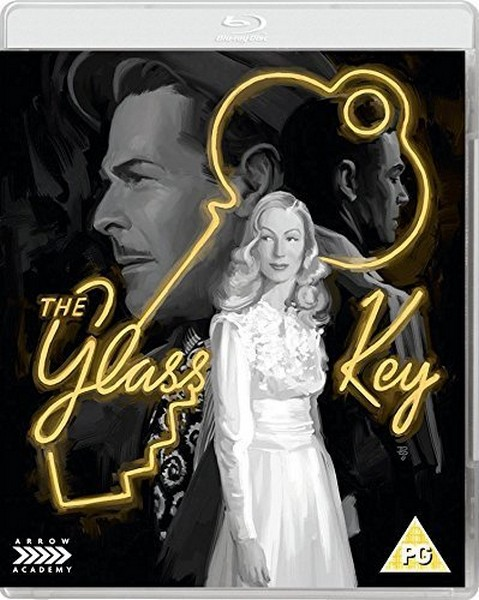 The Glass Key [Blu-ray]
