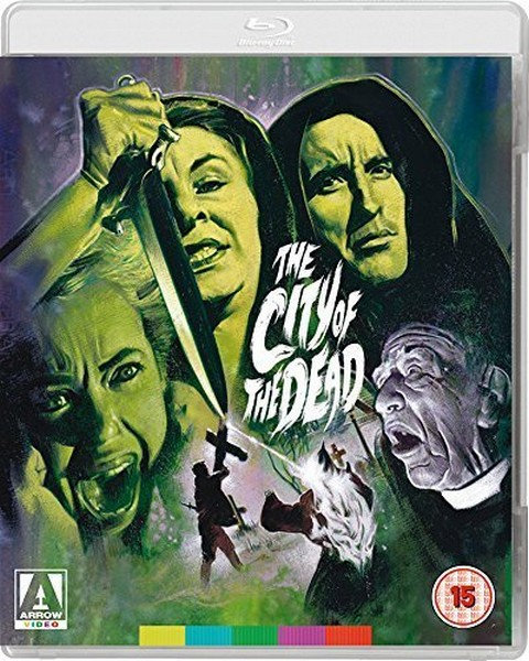 The City Of The Dead [Dual Format Blu-Ray + Dvd] (DVD)