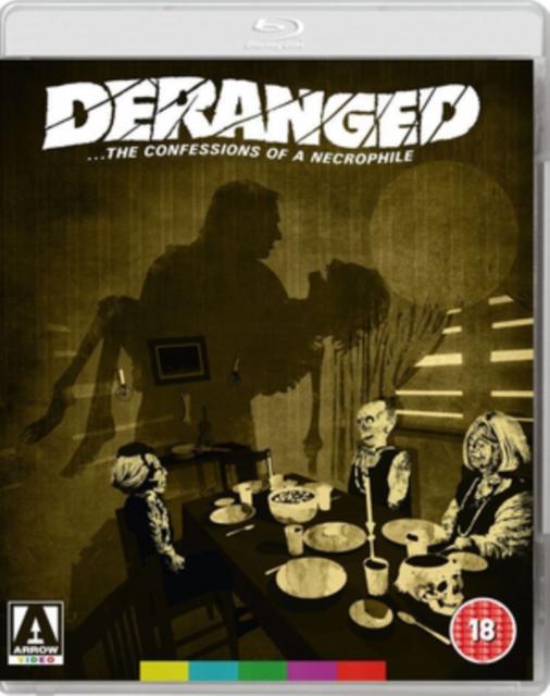 Deranged (Blu-ray)