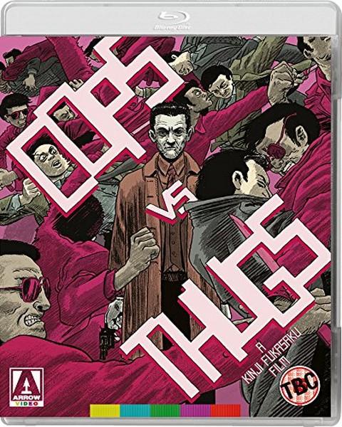 Cops Vs Thugs (Blu-Ray + Dvd) (DVD)