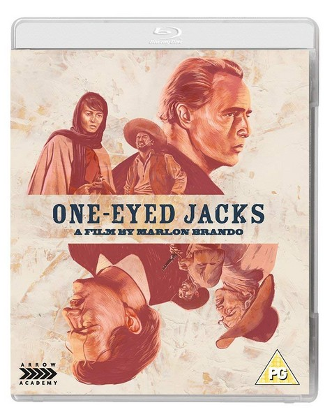 One-Eyed Jacks (Dual Format) (Blu-Ray + Dvd) (DVD)