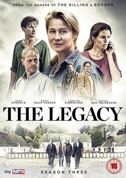 The Legacy -  Season 3 (DVD)