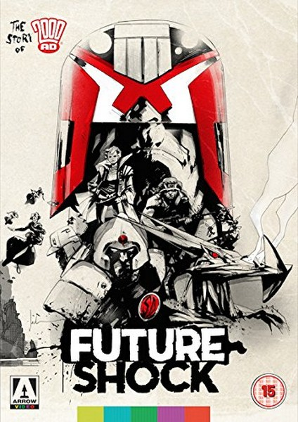 Future Shock: The Story Of 2000Ad (DVD)