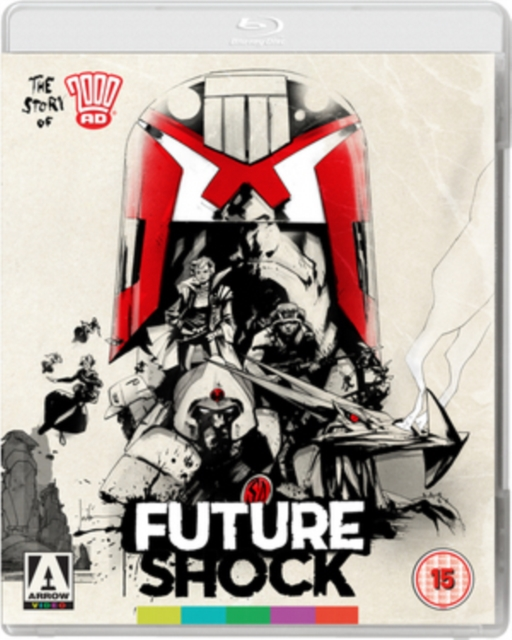 Future Shock: The Story Of 2000AD (Blu-ray)