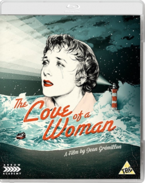 The Love Of A Woman (Blu-ray + DVD)