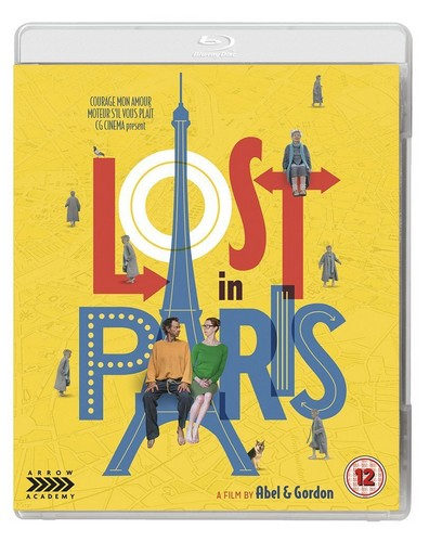 Lost In Paris (Blu-ray)