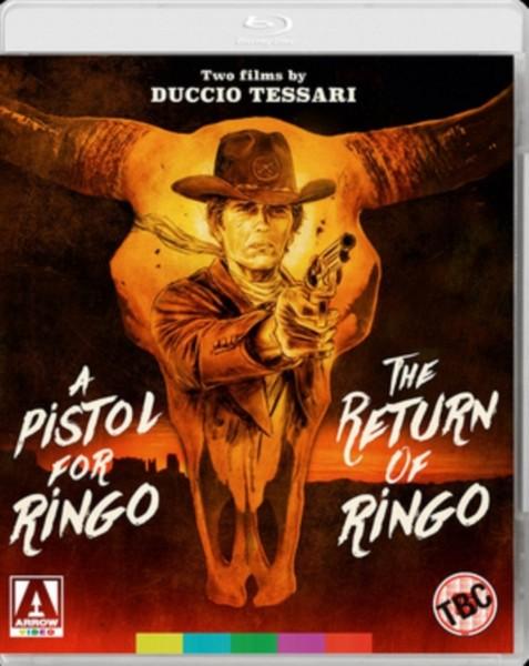 A Pistol for Ringo & The Return of Ringo: Two Films by Duccio Tessari (Blu-ray)