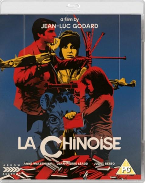 La Chinoise (Blu-ray)