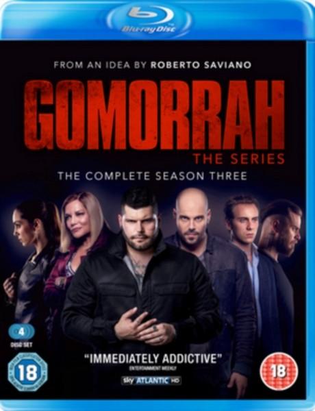 Gomorrah Season 3 (Blu-ray)