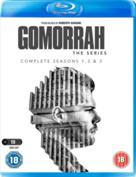 Gomorrah Season 1-3 (Blu-ray)