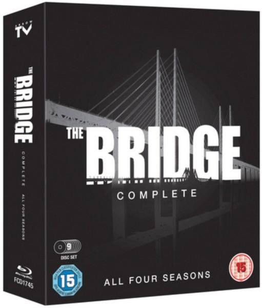 The Bridge: Season 1-4 (Blu-ray)