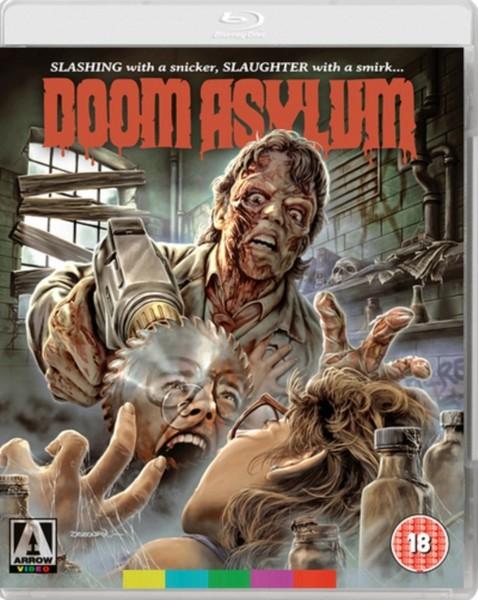 Doom Asylum (Blu-ray)
