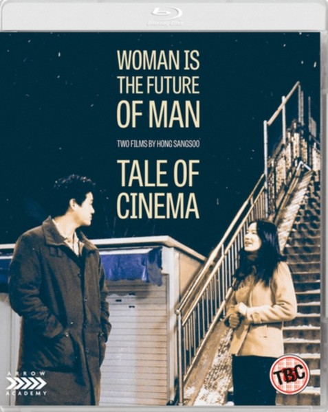 Tale of Cinema & Woman is the Future of Man: Two Films by Hong Sang-soo (Blu-ray)