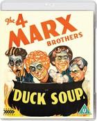 Duck Soup (1933) (Blu-Ray)